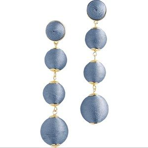NWT-STERLING FOREVER statement earrings